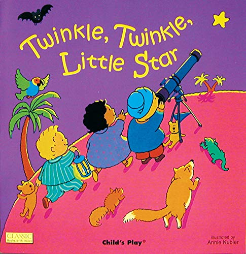 9780859539418: Twinkle, Twinkle Little Star (Classic Books With Holes)