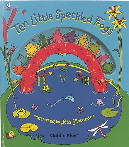 9780859539593: Ten Little Speckled Frogs (Activity Books S)