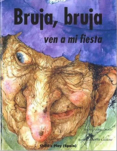 9780859539753: Bruja, Bruja (Language - Spanish)