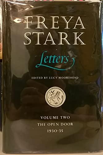 Letters: Volume II The Open Door 1930-35: Stark, Freya