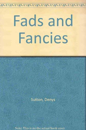 9780859550543: Fads and Fancies