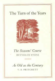 9780859550857: The Turn of the Years: The Season's Course