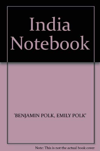 9780859551298: India Notebook