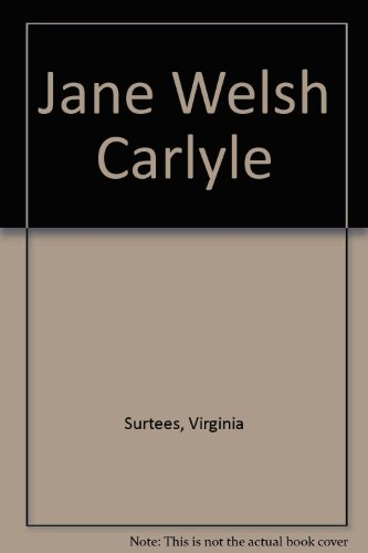 Jane Welsh Carlyle (0859551342) by Surtees, Virginia