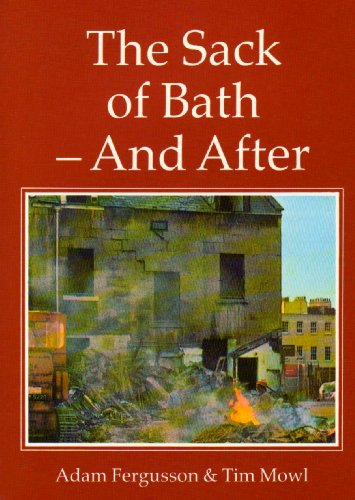 9780859551618: The Sack of Bath: And After