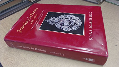 9780859551908: Jewellery in Britain 1066-1837: A Documentary, Social, Literary and Artistic Survey