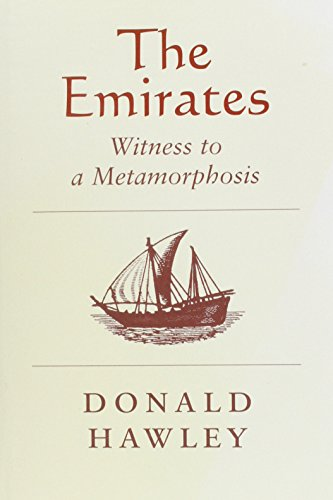 9780859553056: The Emirates: Witness to a Metamorphosis