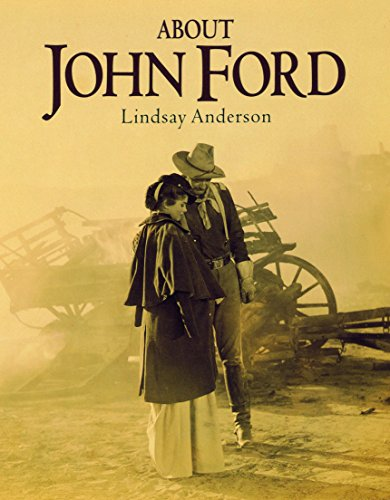 About John Ford (SCARCE PAPERBACK FIRST EDITION SIGNED BY THE AUTHOR)