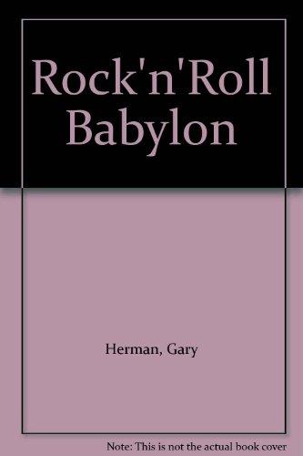 9780859650410: Rock 'n' Roll Babylon
