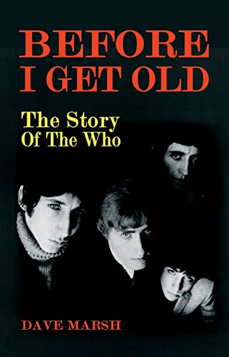 9780859650830: Before I Get Old: The Story of the Who