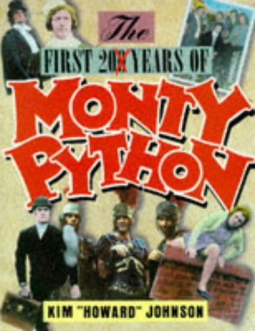 9780859651073: The First 20 Years of Monty Python.