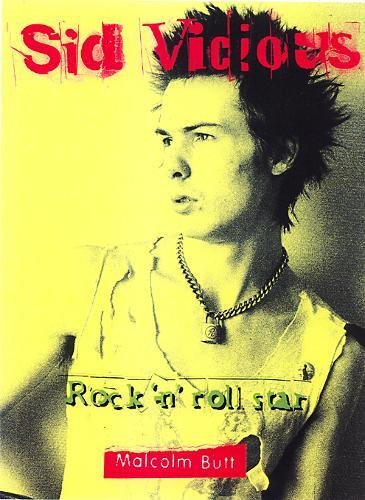 9780859652346: Sid Vicious: Rock 'n' Roll Star