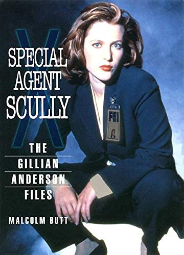 9780859652544: Special Agent Scully: The Gillian Anderson Files