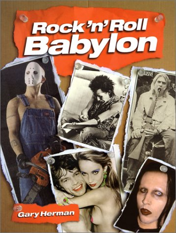 9780859653183: Rock'n'roll Babylon