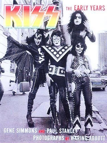 9780859653350: Kiss: The Early Years