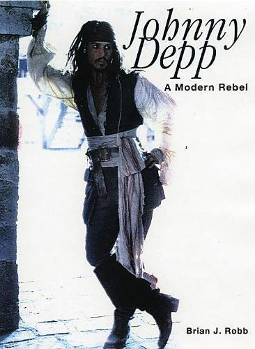 9780859653534: Johnny Depp: A Modern Rebel