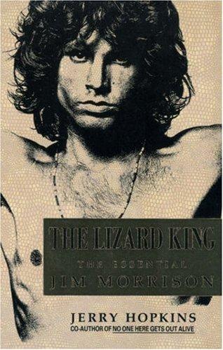 9780859653619: The Lizard King: The Essential Jim Morrison