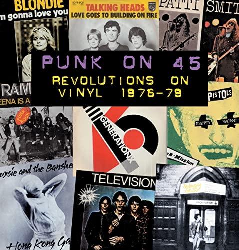 9780859653701: Punk on 45: Revolutions on Vinyl 1976-79