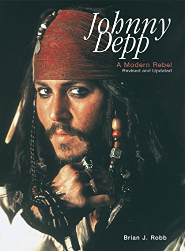 9780859653855: Johnny Depp: A Modern Rebel