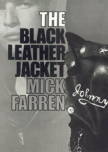 9780859654104: The Black Leather Jacket