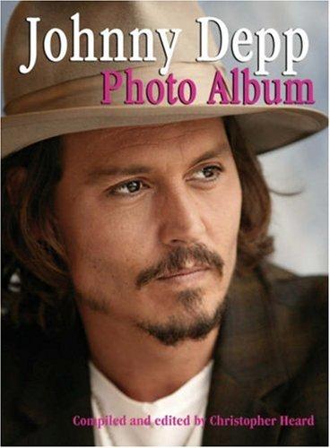 9780859654128: Johnny Depp: Photo Album