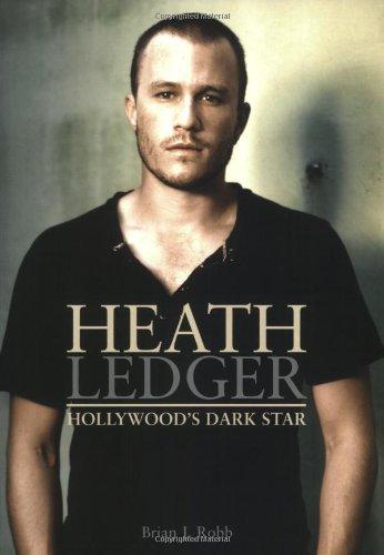 9780859654272: Heath Ledger: Hollywood's Dark Star