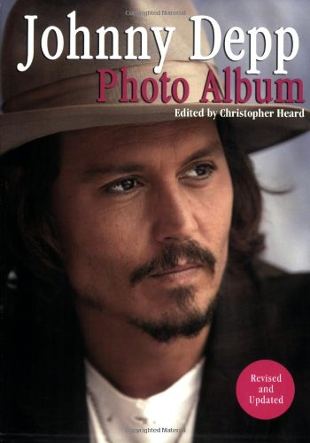 9780859654302: Johnny Depp Photo Album