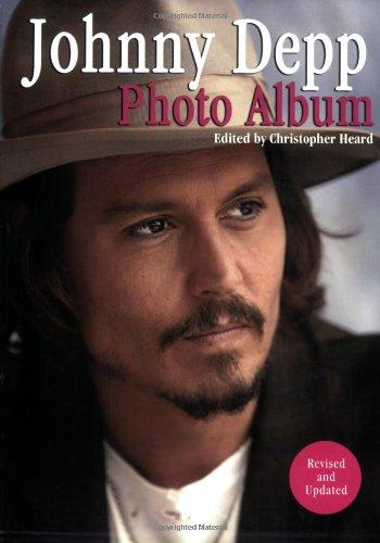 9780859654302: Johnny Depp Photo Album