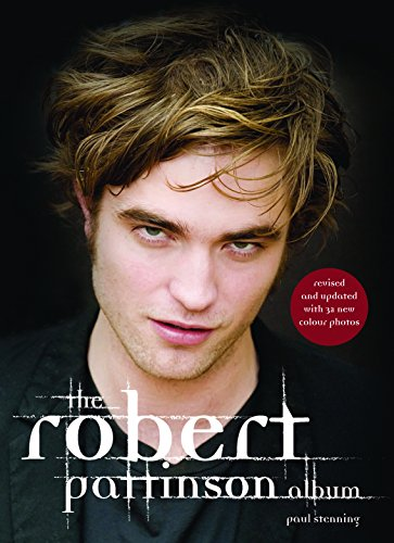 9780859654388: The Robert Pattinson Album