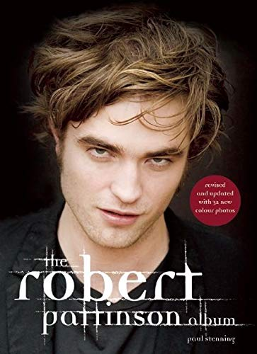 9780859654524: The Robert Pattinson Album