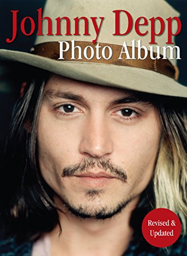 9780859654708: Johnny Depp Photo Album