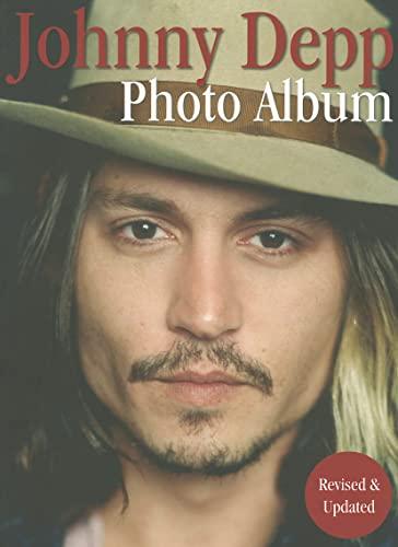 9780859654708: Johnny Depp Photo Album
