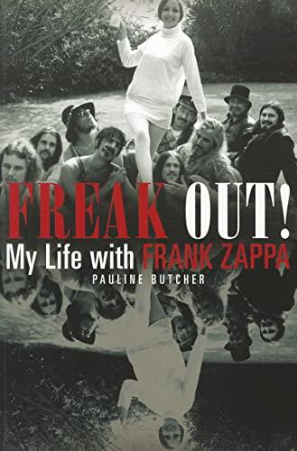 Freak Out! My Life with Frank Zappa: Pauline Butcher