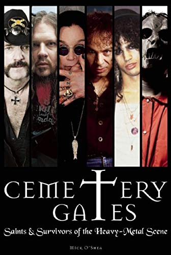 9780859654838: Cemetery Gates: Saints & Survivors of the Heavy-Metal Scene