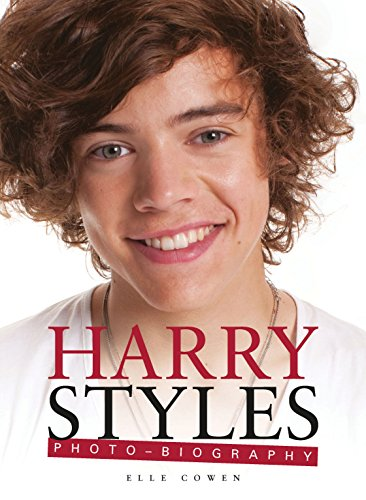 9780859655125: Harry Styles: Photo-biography
