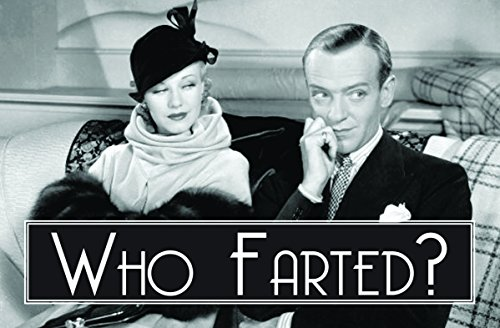 9780859655132: Who Farted...?