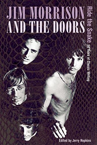 9780859655330: Jim Morrison and the Doors: Ride the Snake; 50 Years of Classic Writing