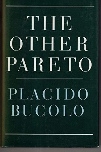 The Other Pareto: Bucolo, Placido (Ed.)