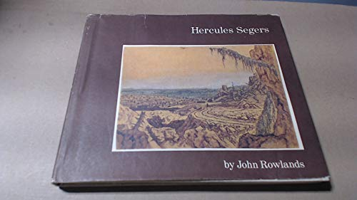 9780859675321: Hercules Segers