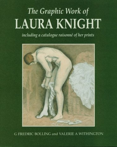 9780859679398: The Graphic Work of Dame Laura Knight: Including a Catalogue Raisonne of Her Prints