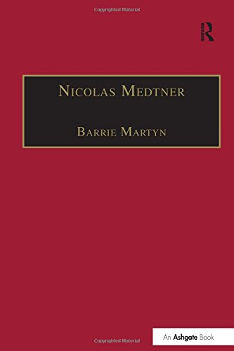 9780859679596: Nicolas Medtner: His Life and Music