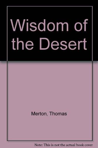 9780859690034: Wisdom of the Desert
