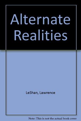 9780859690744: Alternate Realities