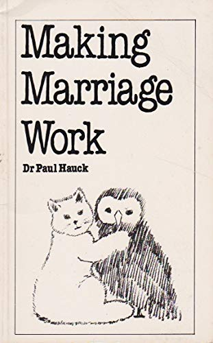 9780859693363: Making Marriage Work
