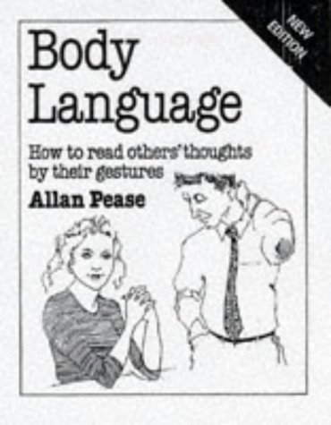 9780859697828: Body Language: How to Read Others' Thoughts by Their Gestures