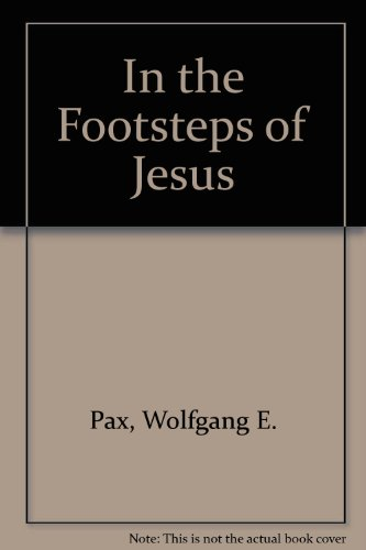 9780859740081: In the Footsteps of Jesus