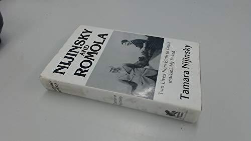 Nijinsky and Romola: Nijinsky, Tamara
