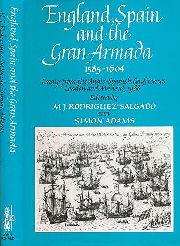 9780859763004: England, Spain and the Armada, 1585-89