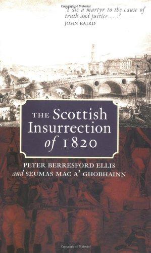 9780859765190: The Scottish Insurrection of 1820