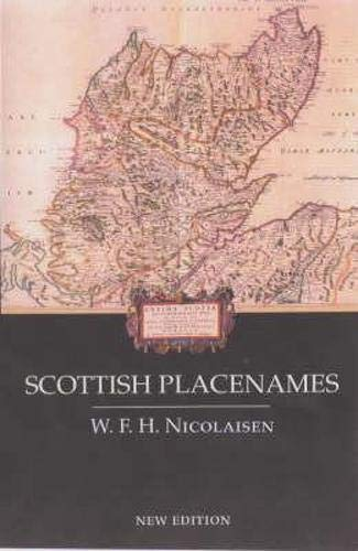 9780859765565: Scottish Place Names